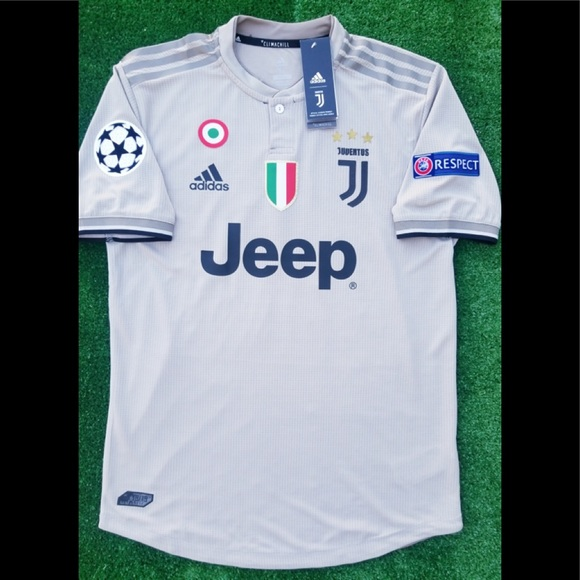fc21d8ce2 2018 19 Juventus away soccer jersey DYBALA Adidas